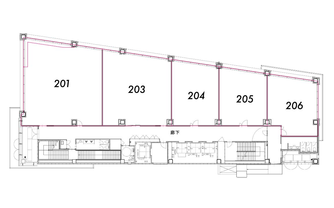屋上ガーデンスペース